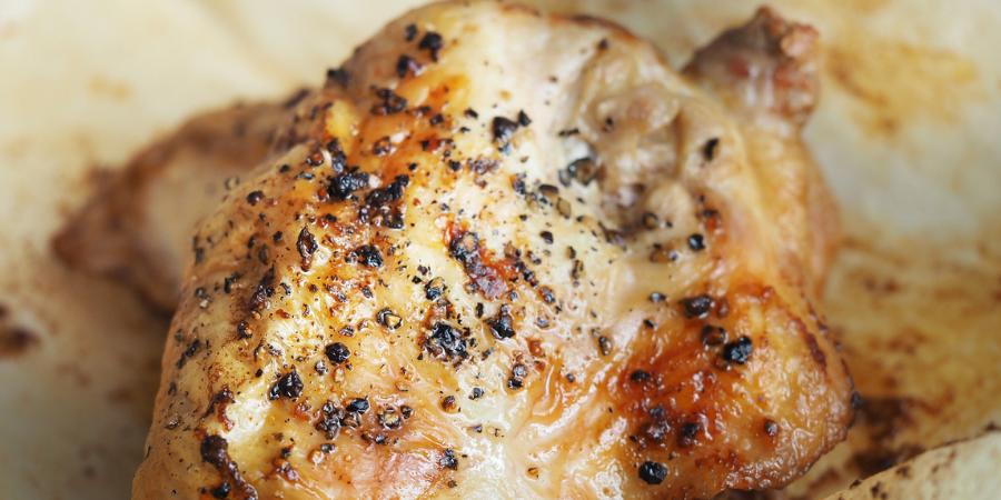 Cómo hacer pollo rostizado